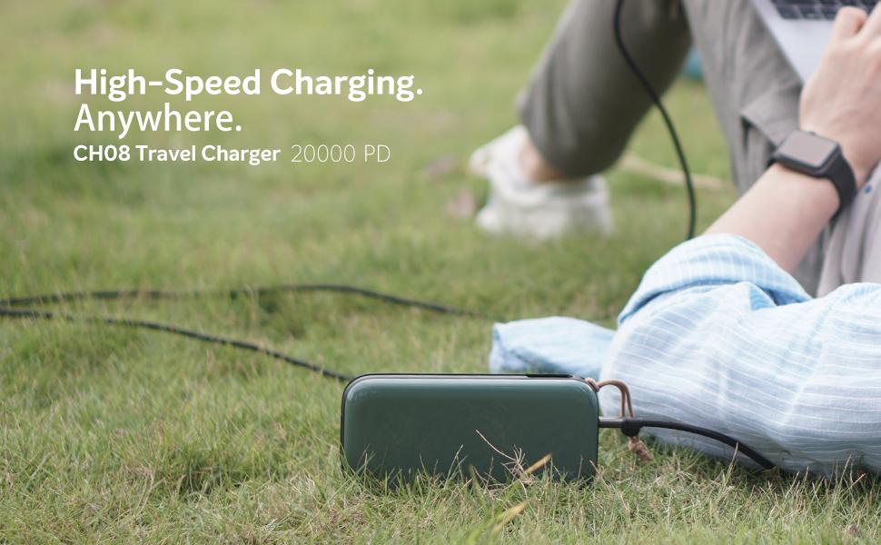 High Speed Charging Anywhere