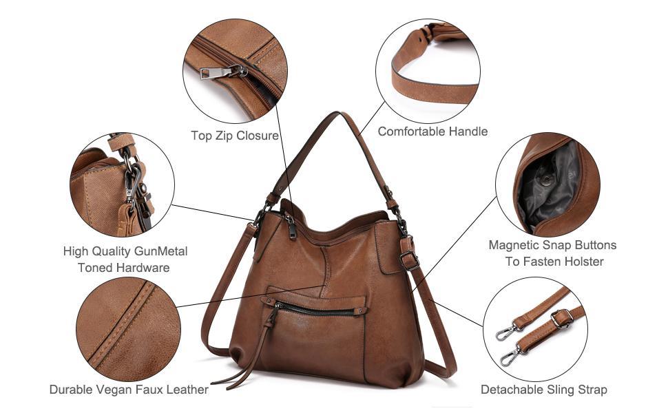 hobo purses for women