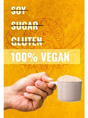 vegan protein powder by ambrosia