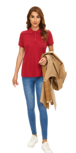 Polo Shirt, Short Sleeve Golf Shirt
