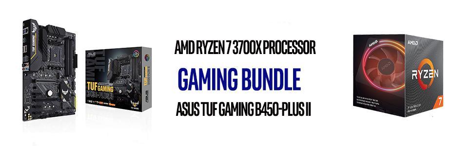 AMD Ryzen 7 3700X bundle combo
