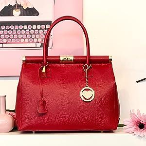 borsa in pelle bag handbag leather