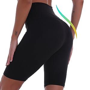 spandex crazy yoga shorts gym shorts for women cycling shorts compression shorts  for women