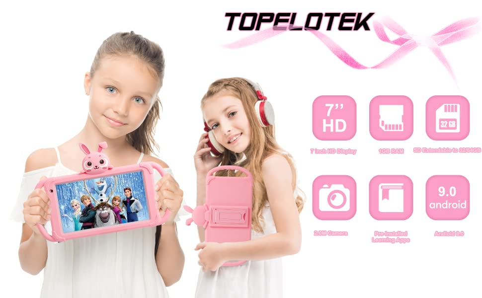 7 inch kids tablet for toddlers