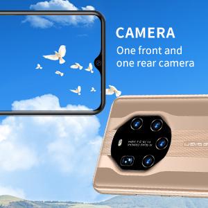 front Camera and  rear Camera