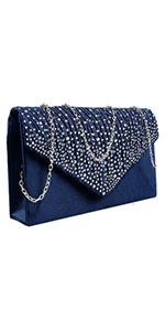 Handbag Clutch Evening Clutch Bag Party Prom Envelope