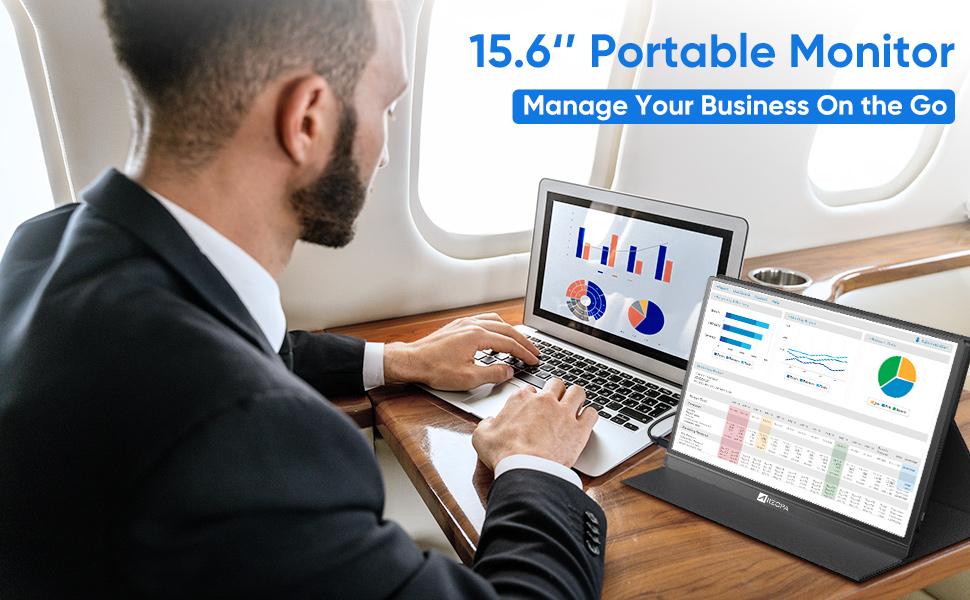15.6'' Portable Monitor
