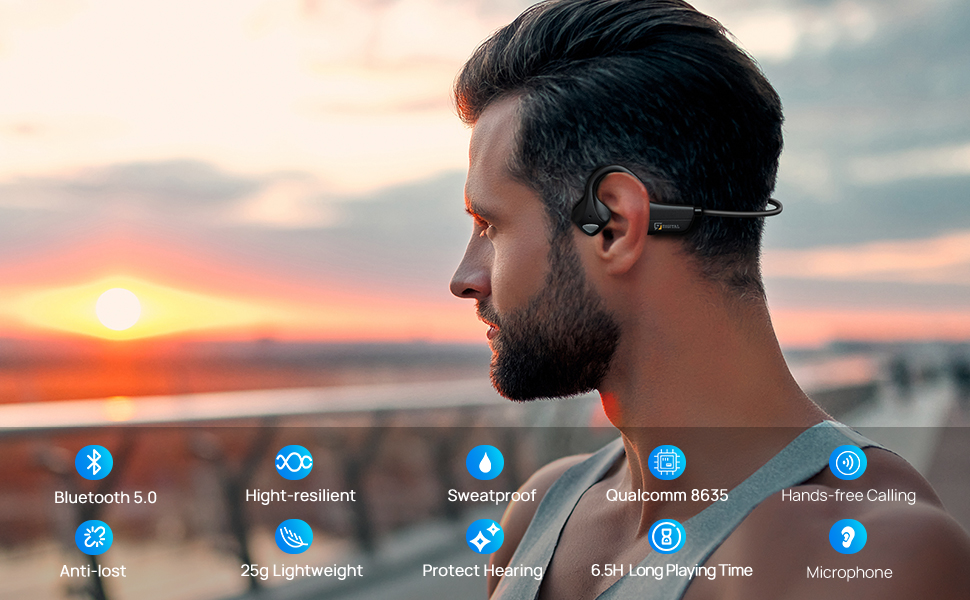 bone conduction earbuds