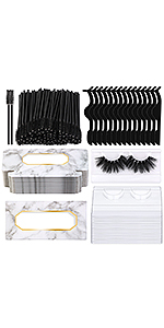 lashes package lashes box