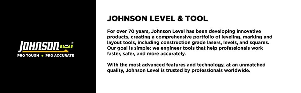 Johnson Level Brand