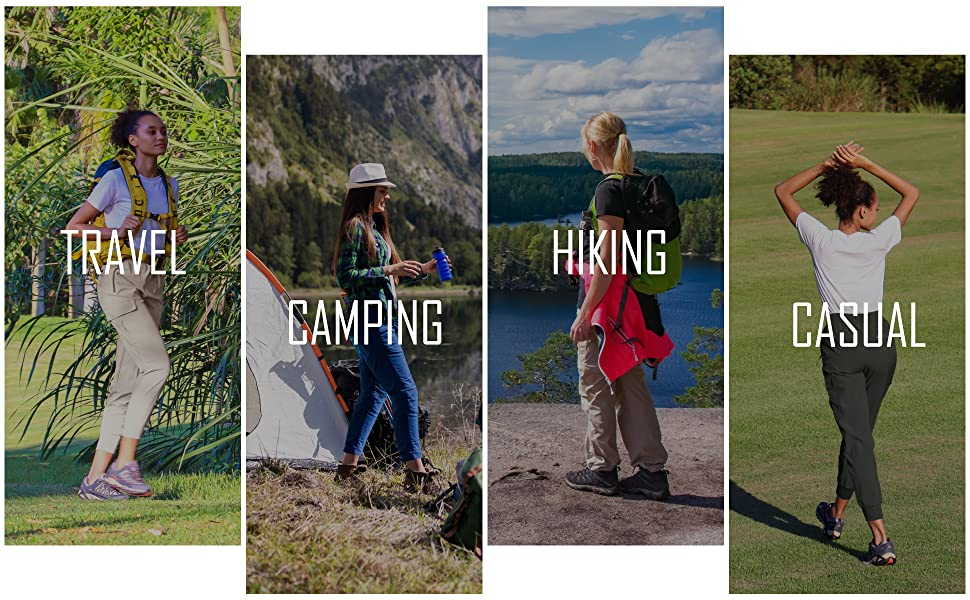 hiking pants for women
