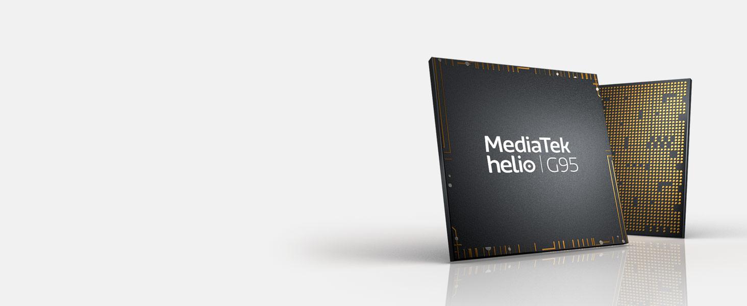 MediaTek Helio G95 Processor
