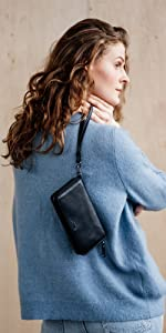 Berliner Bags Premium Leather Wallet Lyon