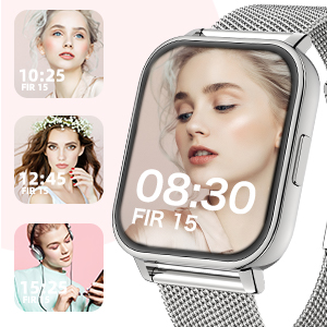 DIY your own watch face