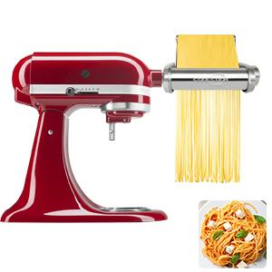 kitchenaid mixer pasta