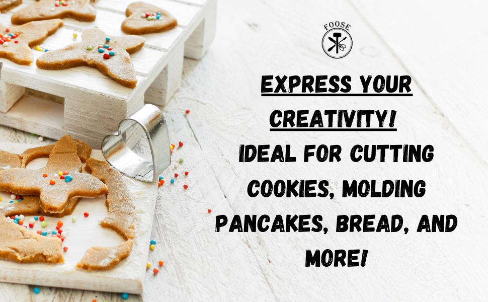 foose pancake mold
