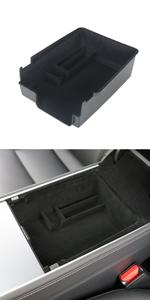 Tesla Model 3/Y Armrest Organizer