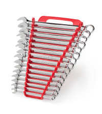 Combination Wrench Set, 15-Piece (1/4-1 in.) - Holder