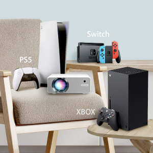 Supports PS5, Switch and XBox