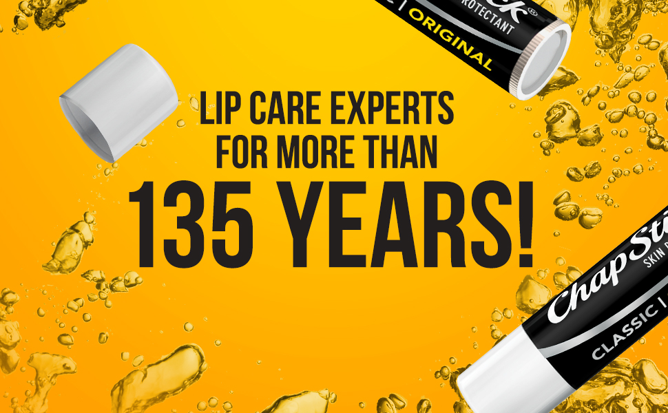 lip care experts for more than 135 years