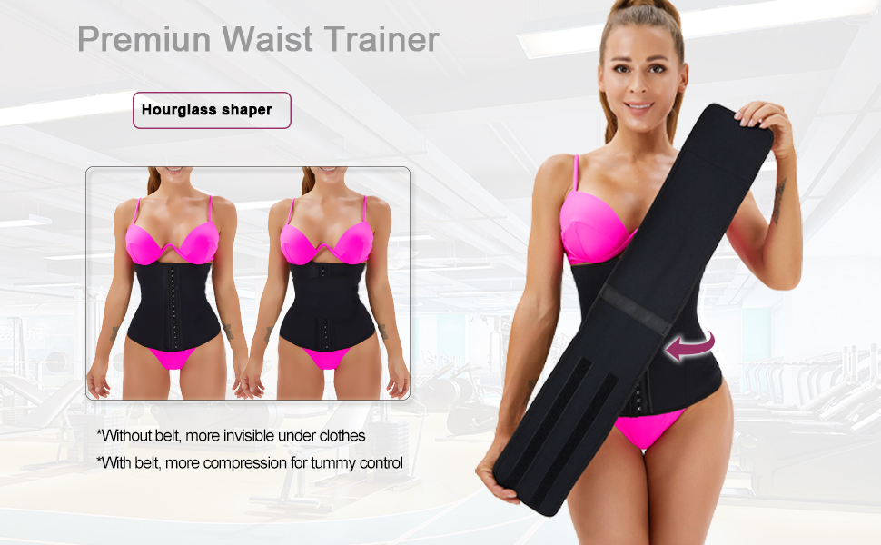 waist trainer for hourglass shaper