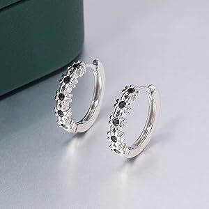 flower earrings for girls