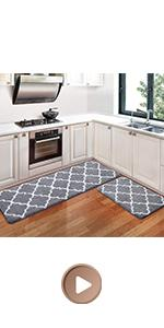 KMAT kitchen rugs