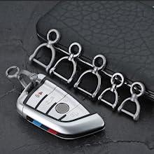 keychain accessories key chains rings key chain keychron dog tag ring heavy duty key holder gifts
