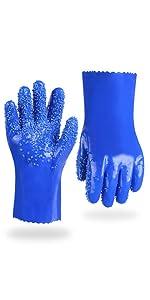 Sewer Machine Gloves