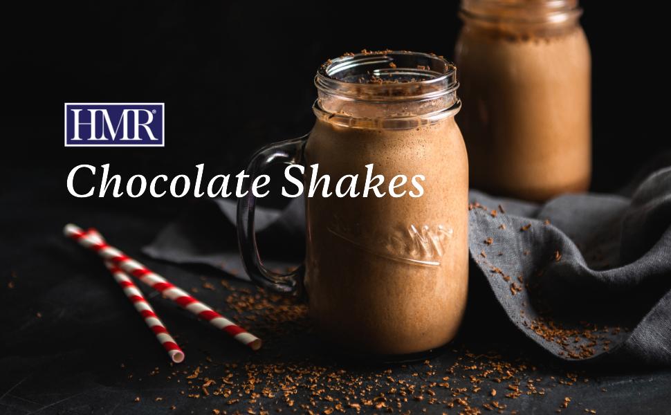 HMR Chocolate Shakes