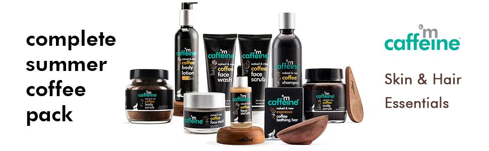 mCaffeine Complete Summer Coffee Pack
