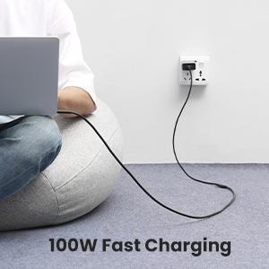 Speedy charging for PC/lapop
