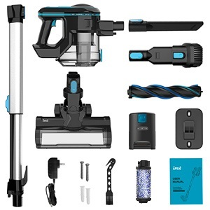 INSE Cordless Vacuum Cleaner Package