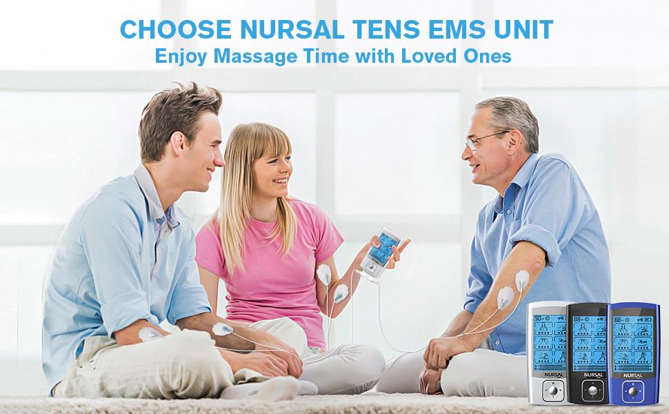 tens unit muscle stimulator