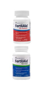 FertilAid for Women amp; Men combo