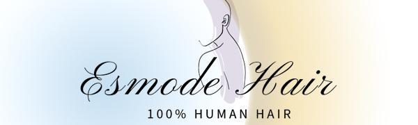 ESmode hair logo