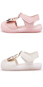 HLMBB Girls Dress Sandals Size 4 5 6 6-12 12-18 18-24 Months