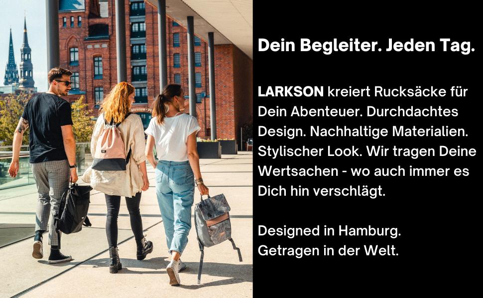 Larkson Markenbotschaft