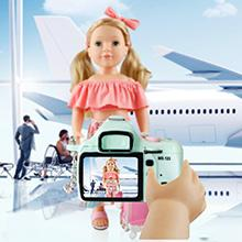 American doll travel accessories