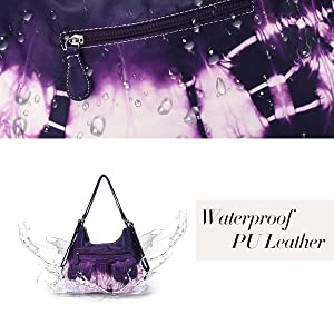 Waterproof  Soft PU Leather