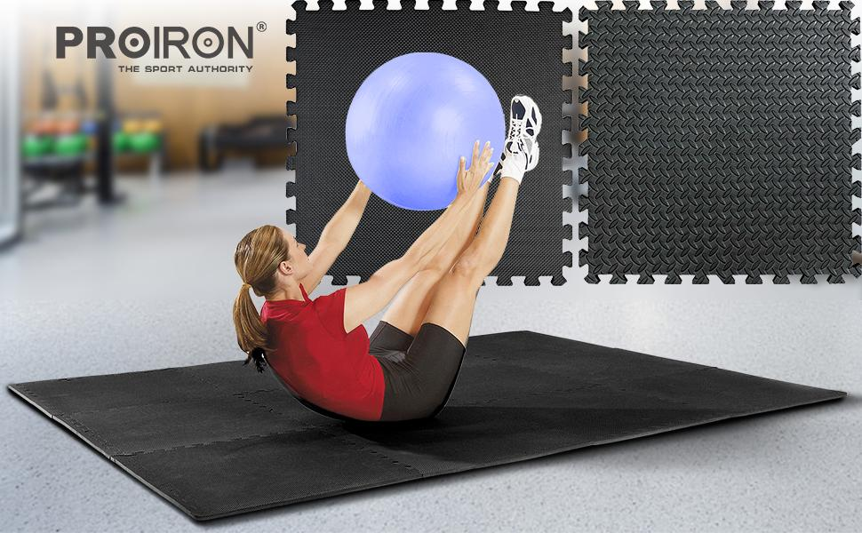 vloermatten gym outdoor schuim oefeningsmatten Gym vloermatten dikke fitness