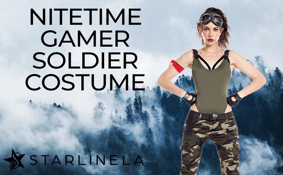 Nastassy, Starline, Cosplay, Costume, Costumes, Halloween