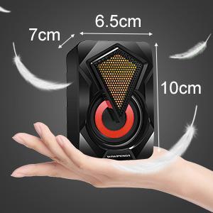 pc speakers mini