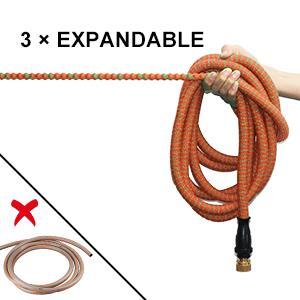 expandable garden hose 50 ft