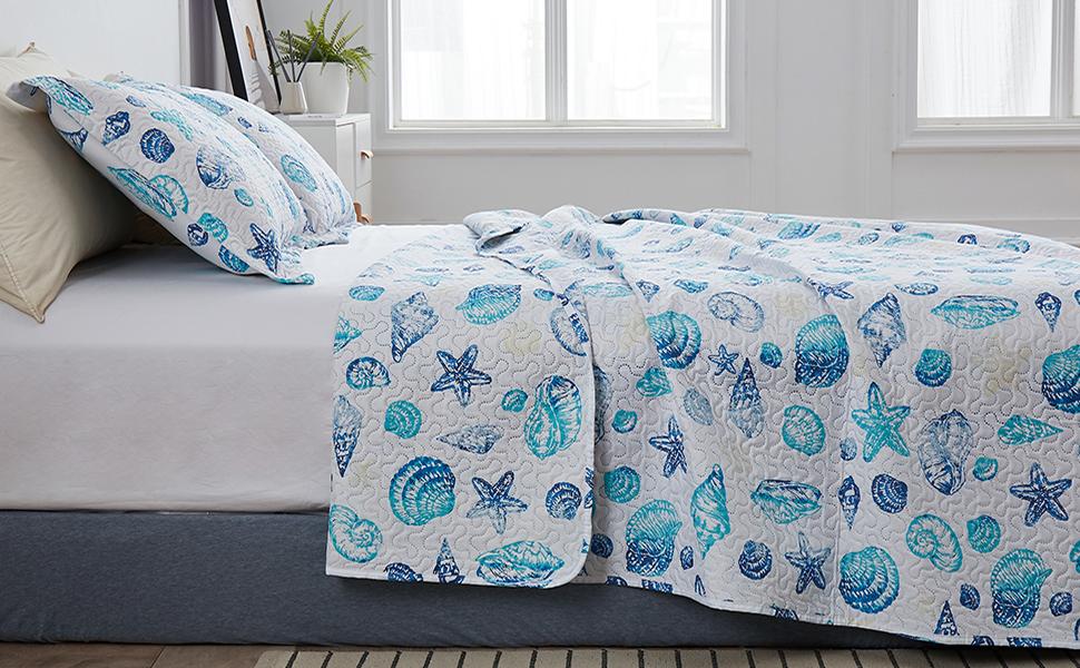 Beach bedding set