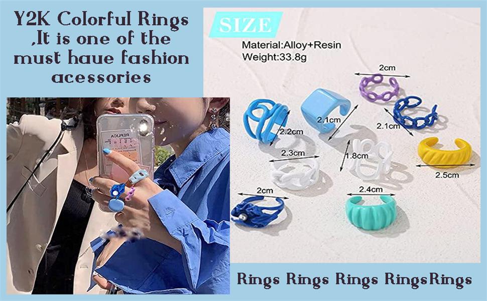 y2k rings