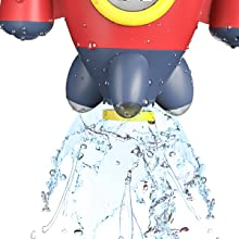 Spray Water