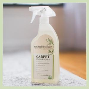 Carpet Stains amp;amp;amp; Odors product on rug