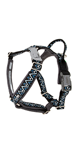 Razzle Dazzle dog harness