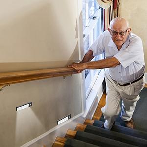Stairway light